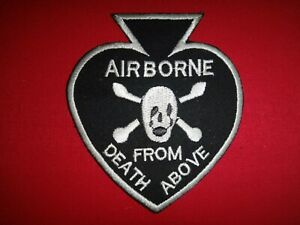 Guerra-Vietnam-Parche-Eeuu-Air-Force-Airborne-Death-From-Above