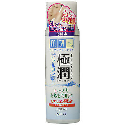 ROHTO HADA LABO Hyaluronic acid face Lotion Skin care Cosmetic 170ml Japn