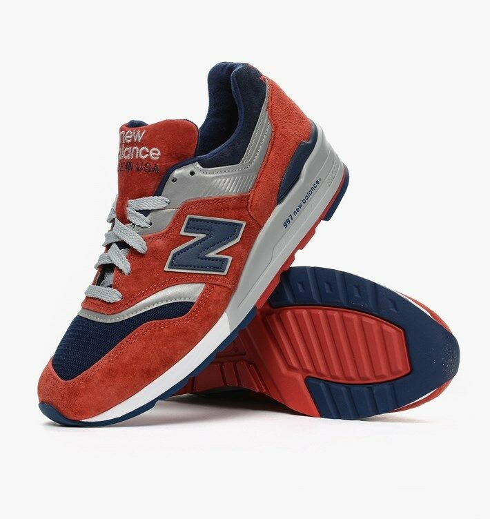 New Balance Men's 997 Connoisseur Ski Running / Athletic Shoes M997CSIY Size: 8