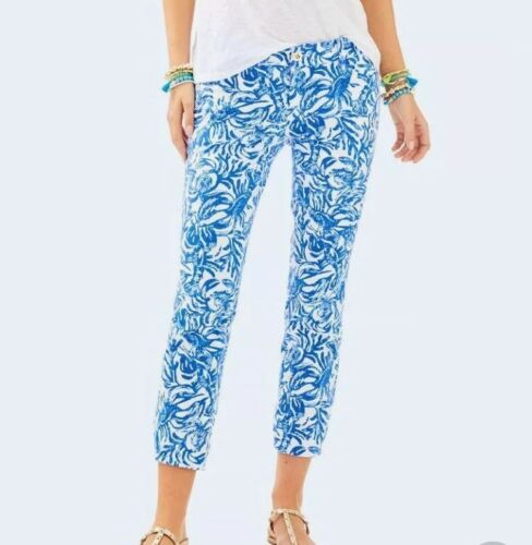 Resort Roll On Lilly A Wit Crop 2 Broek Pulitzer Chino Sadie 7qqzFwUC