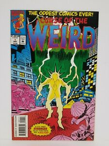 Curse-of-the-Weird-1-December-1993-Marvel-comic-actual-pictures-NM-MN