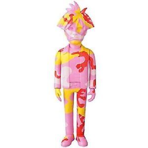 Medicom Toy Vcd Andy Warhol Camouflage Ver. Figurine De Japon