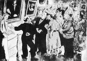 Peggy-Bacon-Vintage-Authentic-Esthetic-Pleasure-Humor-WPA-Art-Print-1939