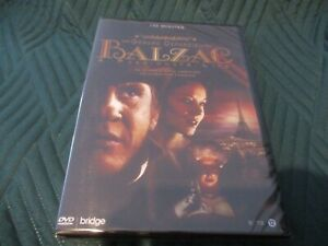 DVD-NEUF-034-BALZAC-034-Gerard-DEPARDIEU-Jeanne-MOREAU-Virna-LISI-import-Neerlandais