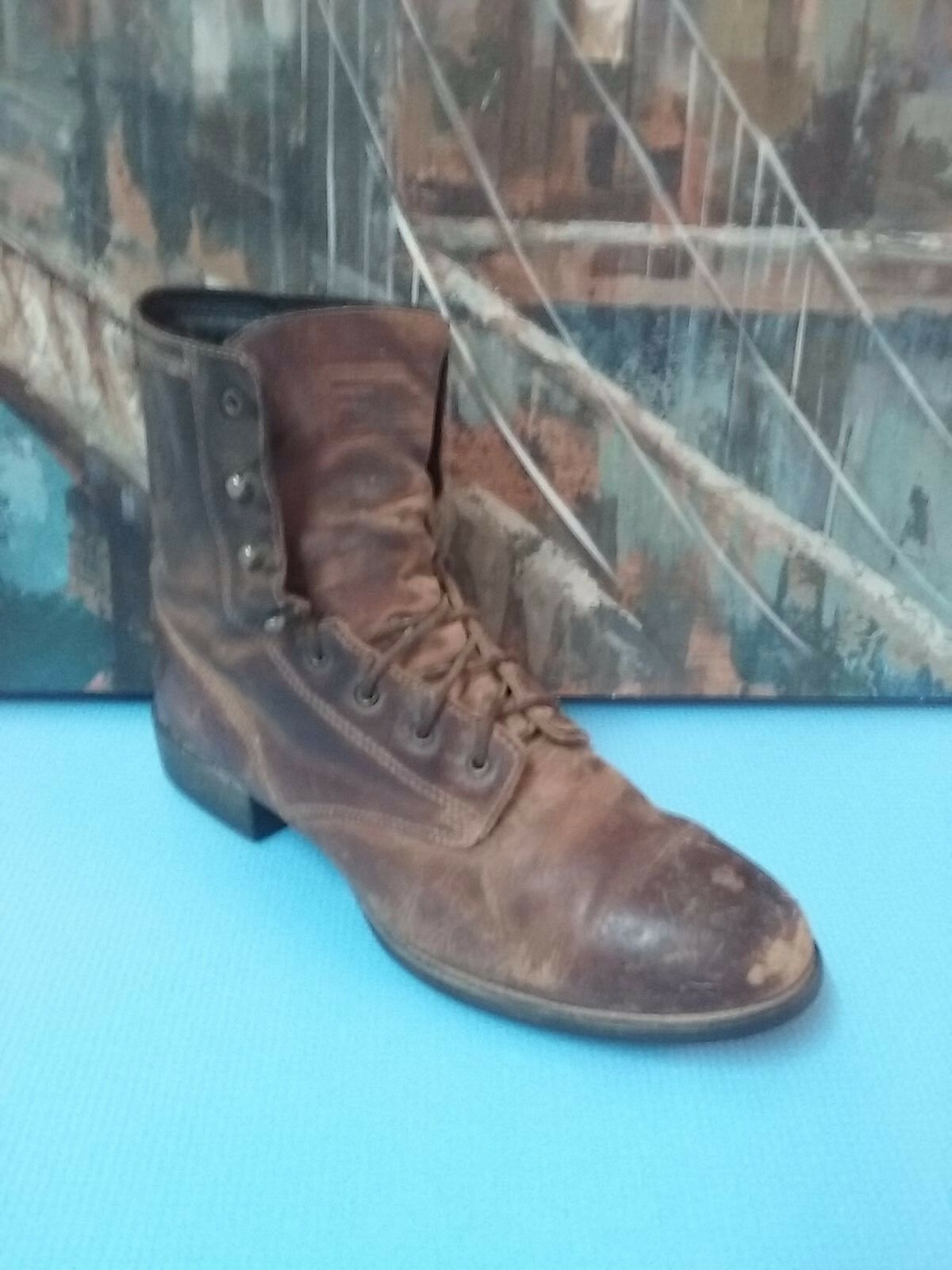 Womens Ariat Brown Boots Size 9.5 B