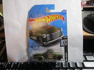 2020 Hot Wheels Q case #201 /'52 Chevy