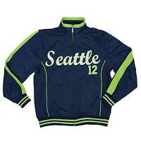 Seattle Football 12 Fan Men's Seattle 12 Track Jacket (run Small)