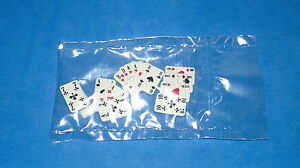 Playmobil-Western-Oeste-Accesorios-Cartas-Poker-Baraja-Juego-Carta
