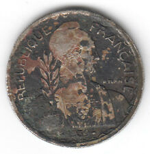 French Indo-China 20 Centimes 1939