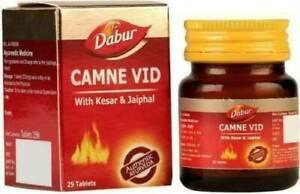 Dabur-Camne-Vid-earlier-it-was-Kamini-Vidravan-Ras-25-Tab-Herbal