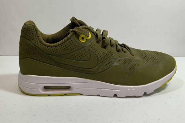 Size 9.5 - Nike Air Max 1 Ultra Moire Olive Flak for sale online ...