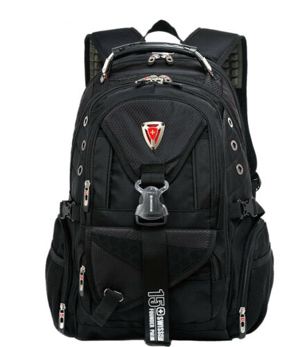 SwissGear High duty Macbook Laptop Backpack Men/'s Versatile Hiking bag Schoolbag