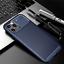 COVER-per-iPhone-12-Pro-Max-Mini-Custodia-CARBONIO-Pellicola-Vetro-Temperato miniatura 7
