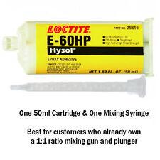 Loctite Ea Hysol E 60hp Toughened 60 Min Set Off White Epoxy 50ml Cartridge