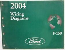 2012 Ford F 150 Pickup Electrical Wiring Diagrams Manual Ebay