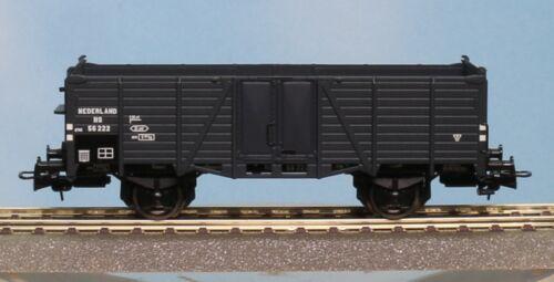 2achs. der NS 3 Liliput 230106 .1 -Spur H0- Typ GTMK, Ep offener Güterwa