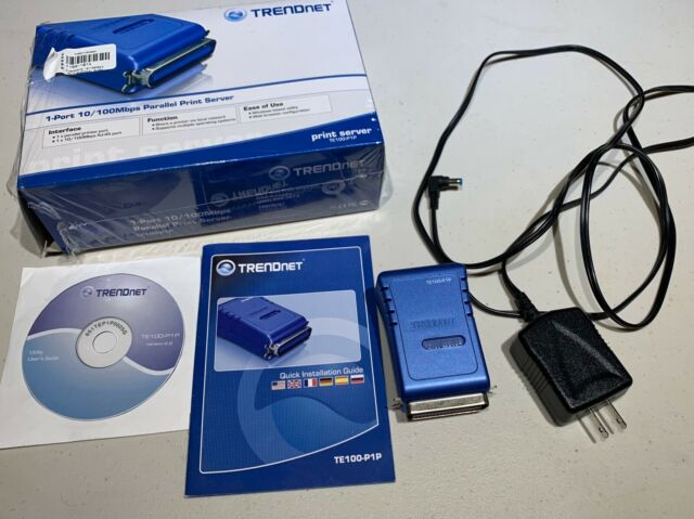 100 Mbps x Network - Fast Ethernet Internal RJ-45 Okidata Oki 45268701 Print Server
