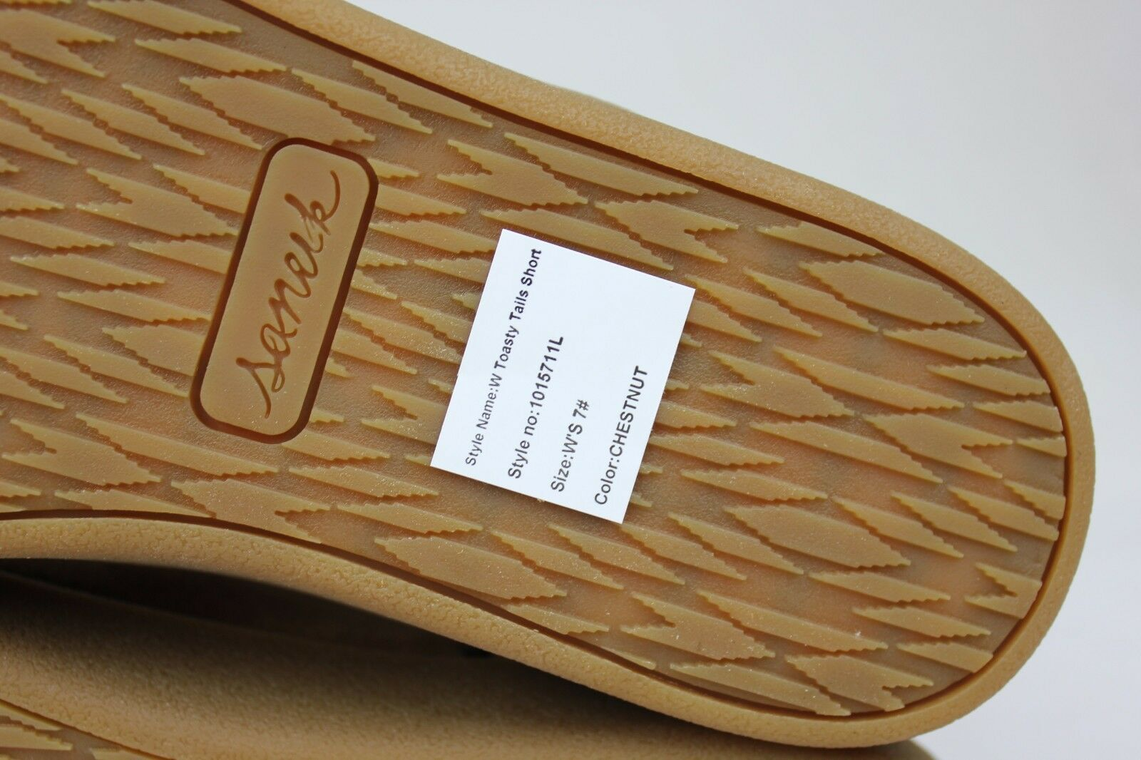 Sanuk Tostado colas Corto Castaño botas de gamuza gamuza de sintética shealing Forrado Talla 7 EE. UU. 04b2e7