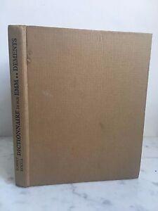 Robert-Rocca-Dedicace-par-l-039-auteur-Dictionnaire-de-nos-Emm-dements-1963