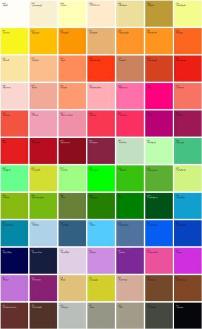 Satinband 10x 32m x 6mm (0,03€/m) Deko-, Geschenkband in 84 Farben Schleifenband
