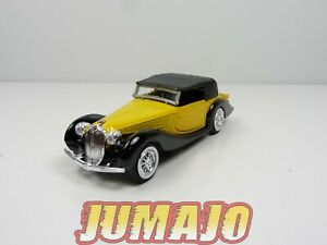 SOL2 Voiture 1/43 SOLIDO (Made in france) : DELAHAYE 135M 1939