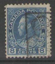 CANADA SG252 1925 8c BLUE USED