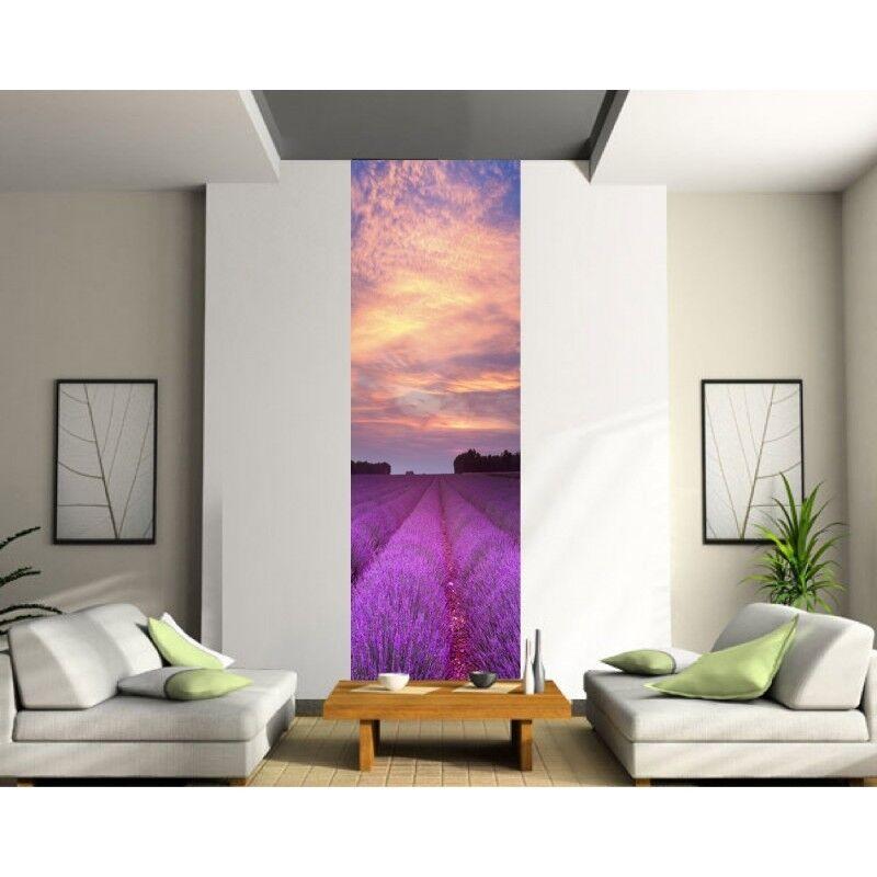 Wandsticker Riesig Schein Auge Lavendel 411