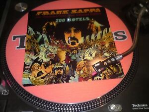 Frank Zappa Mothers 200 Motels Rare 7 Quot 12 Quot Picture Disc