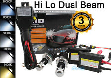 Xenon H4 Bi-Xenon Hi-Lo 8000K 8K Ice Blue HID Conversion Kit For Mitsubishi L200
