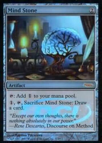 Mind Stone Gateway Foil NM MTG Promo Magic K5K