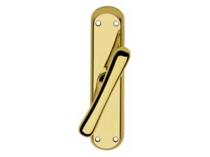 Cremonese Handle Handles Brass Gold Polished Window Windows BALCONY B