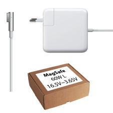 Cargador adaptador de corriente compatible Apple MacBook Pro MagSafe 1 45/60/85W