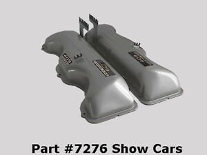 1964 VALVE COVERS 409 CHEVY CHEVROLET IMPALA SS BEL AIR WITH//OUT DRIPPERS 1963