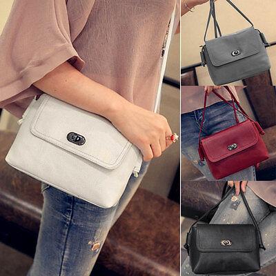 Vintage Lady Handbag Satchel Shoulder Bag Tote Purse Women Messenger Crossbody