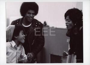 Diana-Ross-Michael-Jackson-Photographer-Harry-Langdon-Embossed-Stamp-Photo-60L