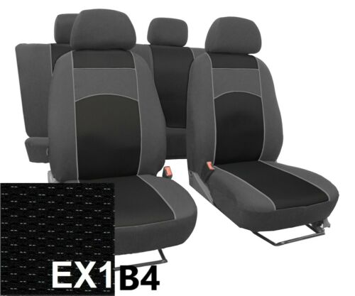 "VOLKSWAGEN AMAROK PICKUP 2010-2016 /""VIP/"" TAILORED SEAT COVERS MADE TO MEASURE"