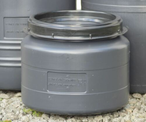 Sonstige 30 Liter WeithalsfassKanutonne|BootstonneOutdoorbehälterSegel Box Tonne Zubehör