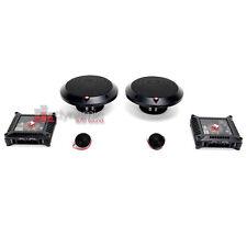 "Rockford Fosgate T16-S Power Series 6-1/2"" Car Stereo Component Speaker System"