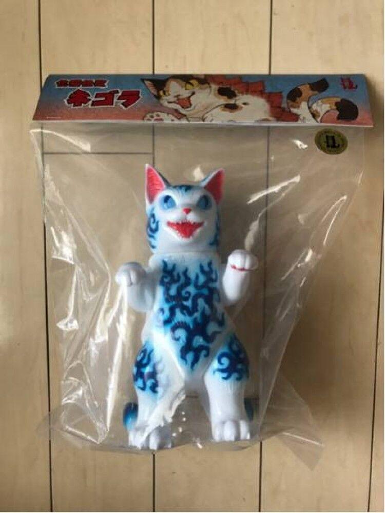 Konatsuya re Negora Sofvi Expo  '16 Limited blu Flame Version Sofubi Kaiju nuovo  a buon mercato