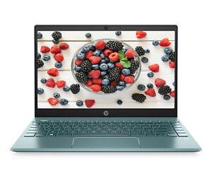 HP-Pavilion-13-3-034-HD-Intel-i3-8145U-3-9GHz-4GB-128GB-SSD-Fingerprint-Blue-Mist