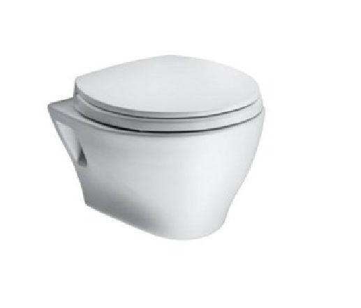 Toto CT418FG-01 Aquia Two Piece Toilet Cotton White