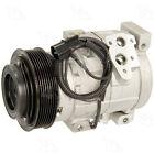 A/C Compressor-New Compressor 4 Seasons 98338 fits 01-06 Mitsubishi Montero
