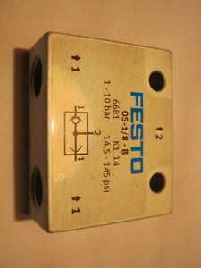 Festo OS-1//8-B  6681  ODER-Glied 1-10 bar