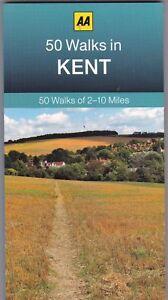AA-50-WALKS-IN-KENT-BRAND-NEW-FREEPOST-UK