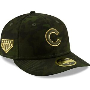 look good shoes sale multiple colors reasonable price NEW ERA MLB Chicago Cubs 59FIFTY Low Profile Armed Forces Camo ...