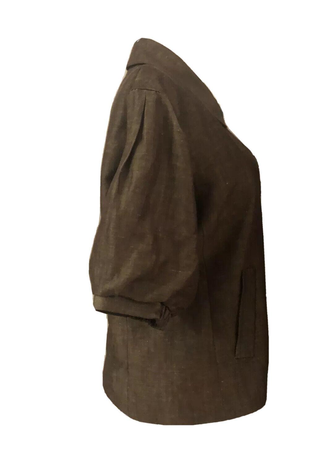 Lafayette 148 New Linen/Wool Blend Pant Suit Size… - image 8
