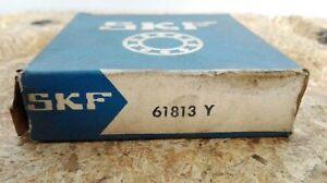 Skf Roulement à Billes Type: 61813 Y/nouveau/neuf Dans Sa Boîte-afficher Le Titre D'origine Bjv16tvy-07212710-820845609