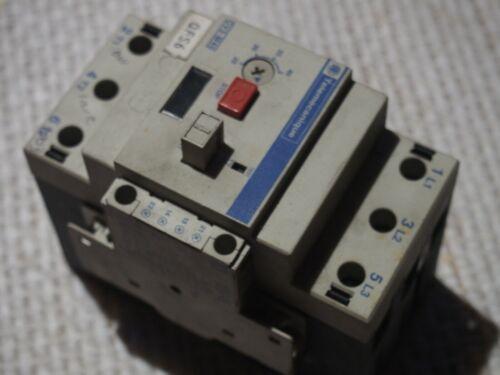 PROTECTION THERMIQUE MOTEUR TELEMECANIQUE GV3 M40 auxiliaire GV1  A01