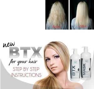 Rio-BTX-Blow-Dry-Straightening-Hair-Treatment-Kit-w-Shampoo-Conditioner-Mask