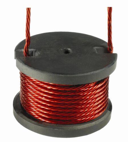 0,03 OHM 0,10 MH Audyn Spule TRITEC HQ40//26 CU 7x0,50 MM